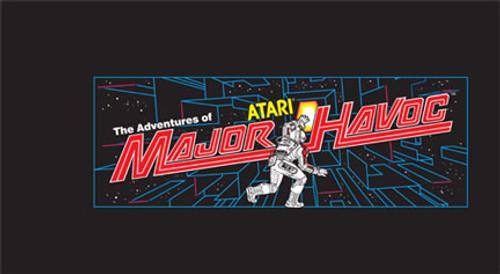 Major Havoc Video Arcade Marquee