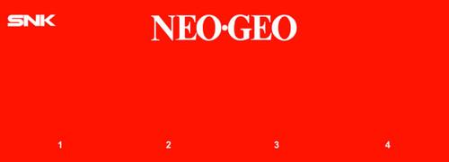 Neo Geo 4 slot Video Arcade Marquee