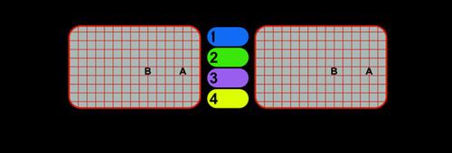 Nintendo VS Control Panel Overlay Set