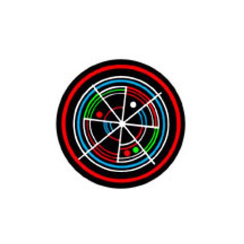 Tron Arcade spinner sticker