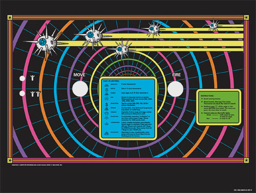 Black Widow Control Panel Overlay