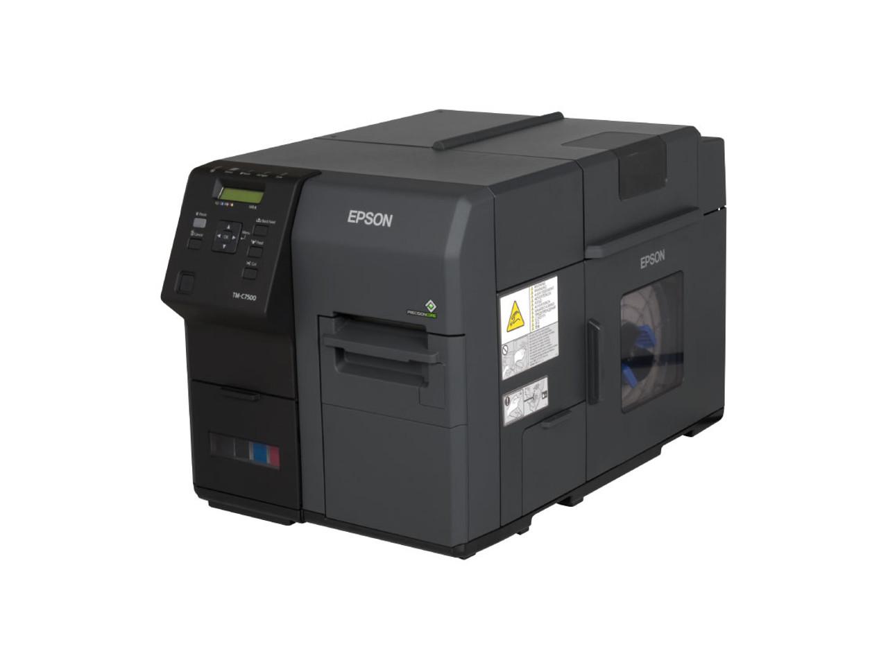 Epson TM-C7500 Matte GHS Label Printer