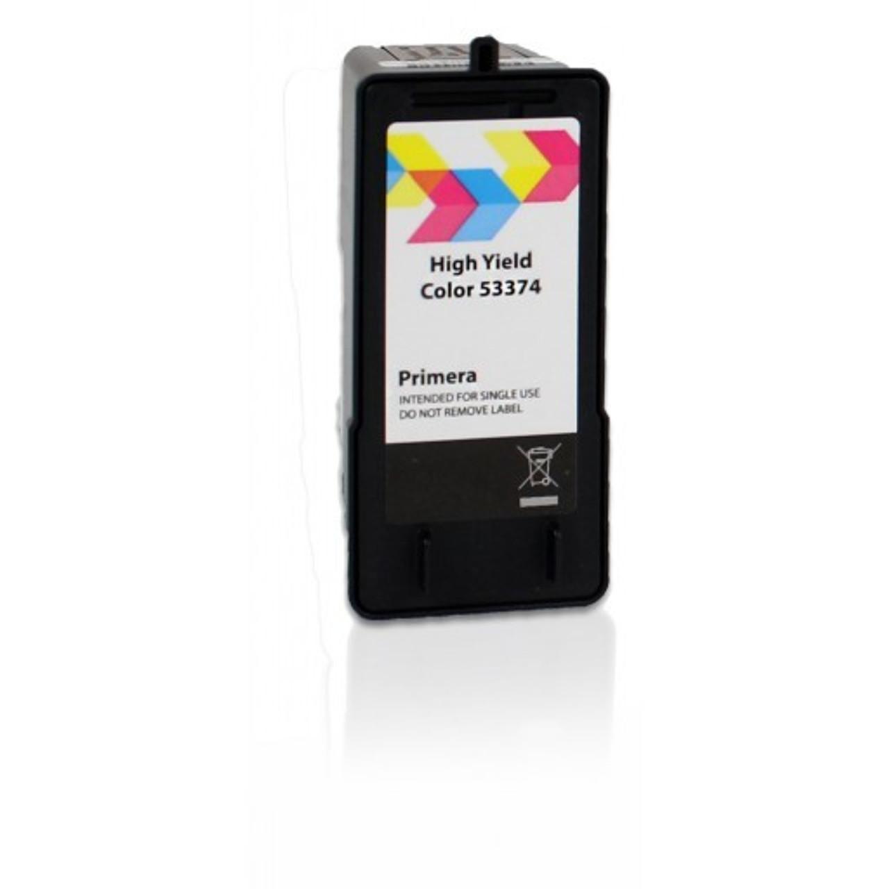 Primera 53374 Color Ink Cartridge for LX500