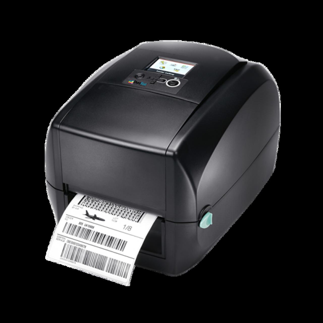 "DTT700i 4"" Thermal Transfer Barcode Printer Color Display, 203 dpi, 7 ips (99709)"