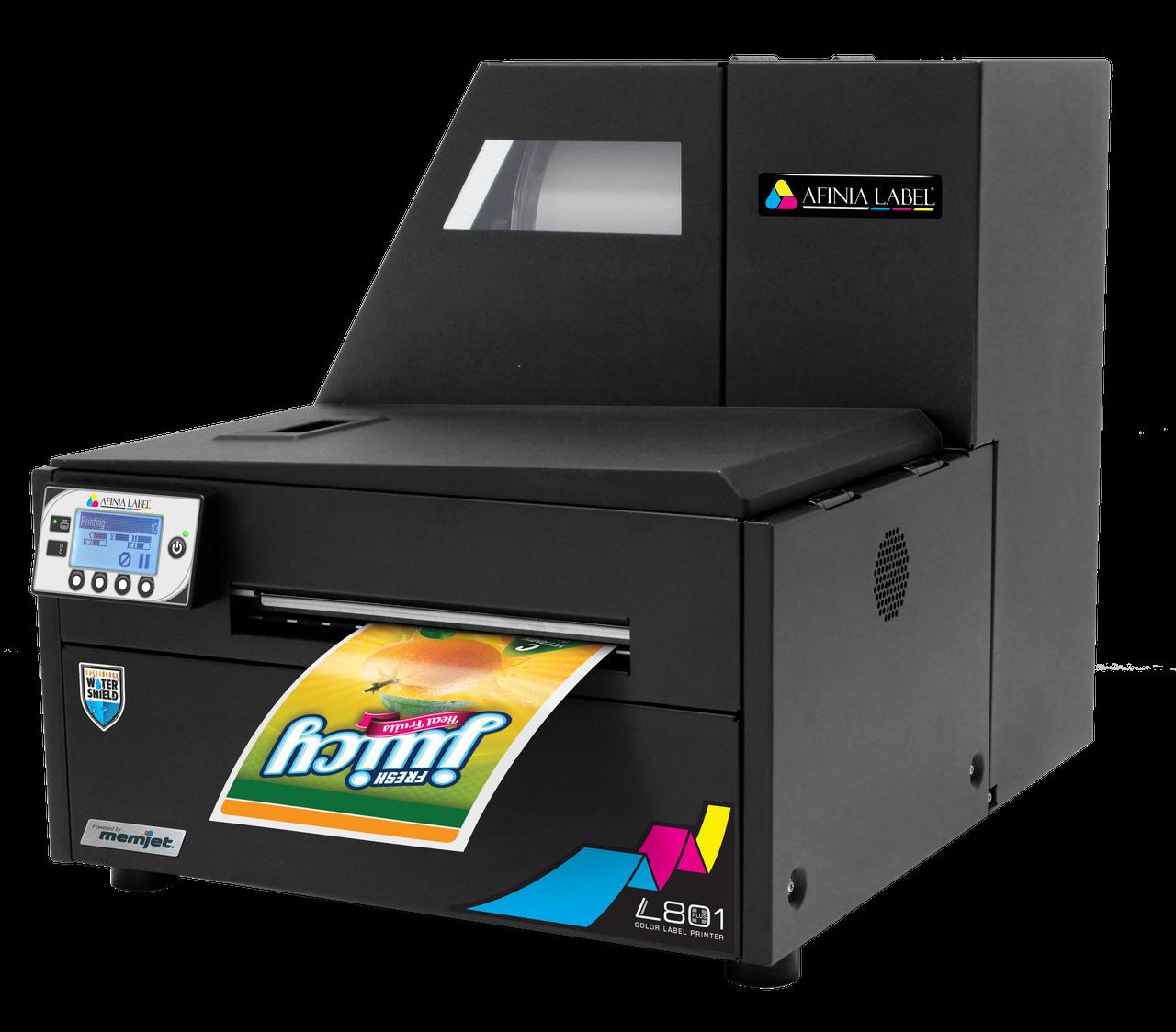 Afinia L801 Plus Memjet Colour Label Printer