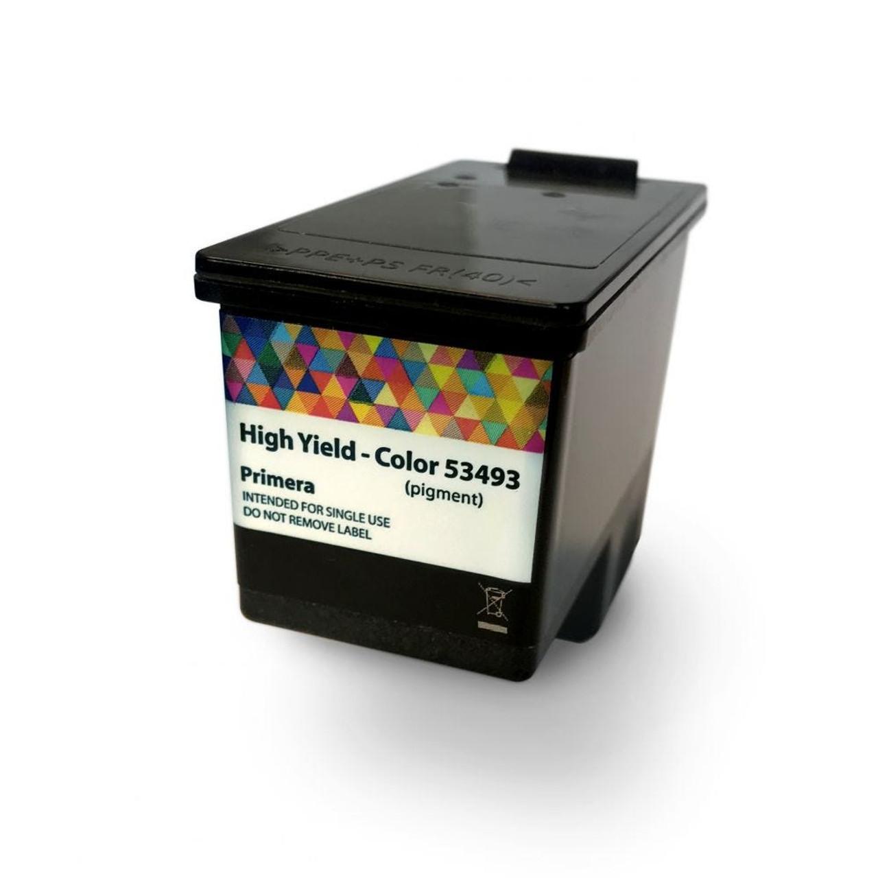 Primera 53493 Pigment Colour Ink Cartridge for LX910