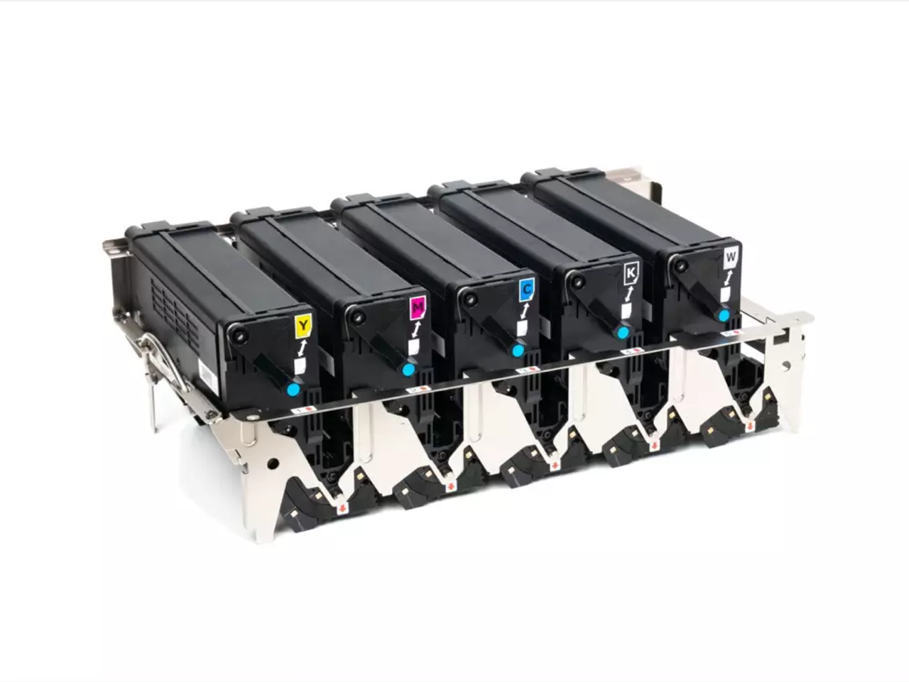 Afinia LT5C CMYK + White Laser Label printer