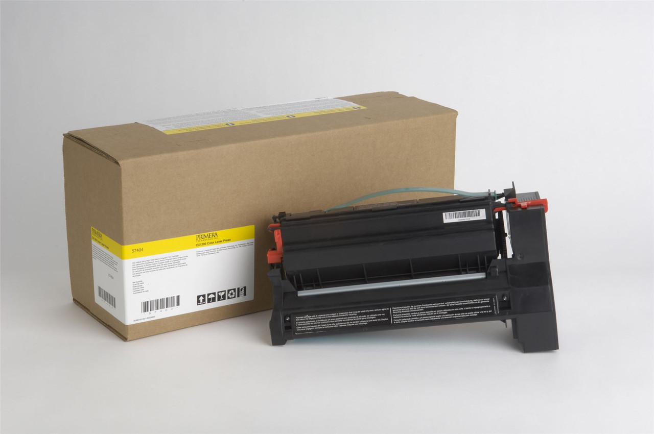 Primera CX1200 Yellow Toner Cartridge | 57404