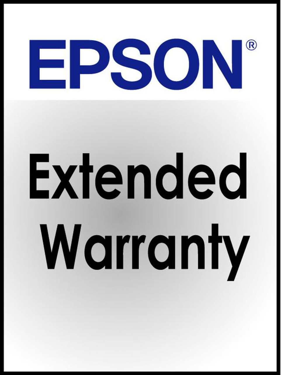 Epson ColorWorks  C7500 / C7500G One Year Extended Depot Warranty (Available Years 2-5)