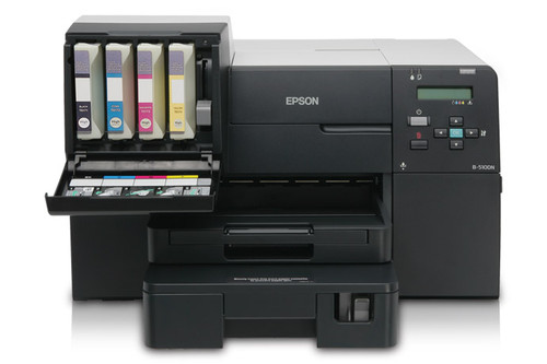 Easy to replace ink cartridges.