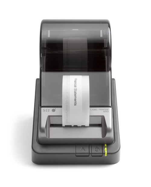 Seiko SLP 650 Thermal Label Printer