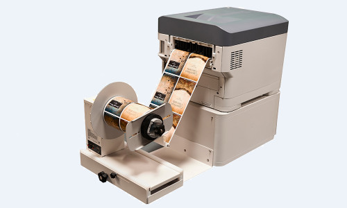 UniNet iColor 700 Color Label Printer