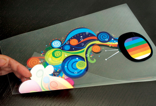 iColor 600 Tabloid Apparel Plus Transfer Printer