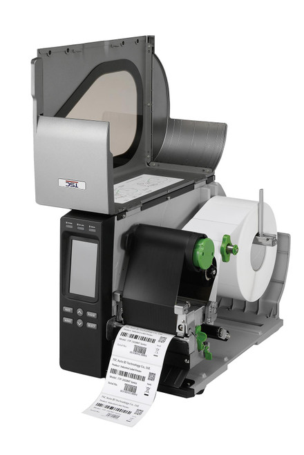 "TSC 99-147A031-0211 TTP-2410MT 4.0"" 203 dpi 14 ips Thermal Transfer Printer"
