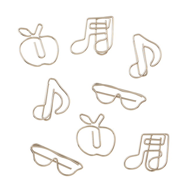 Cool Tune Paperclip  Elements