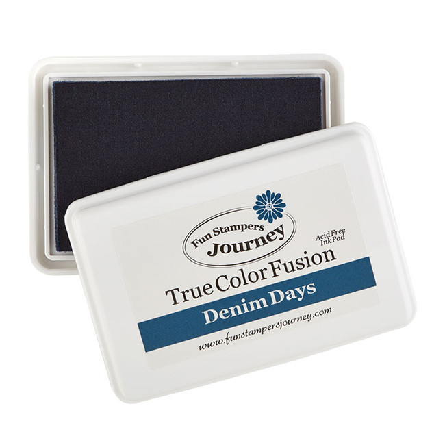 Denim Days True Color Fusion Ink Pad