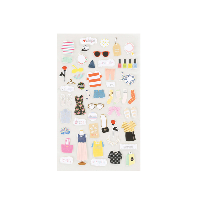 Favorite Things Stickers