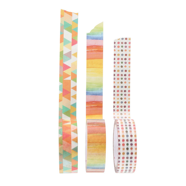 Pop of Color Washi Tape
