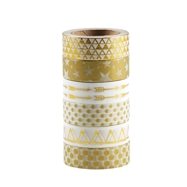 Simply Gold Washi Tape