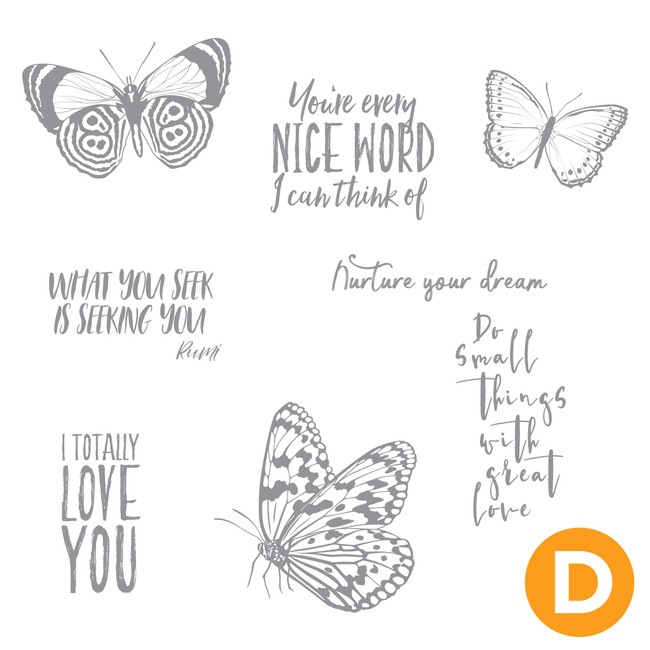 Small Things Stamp Set