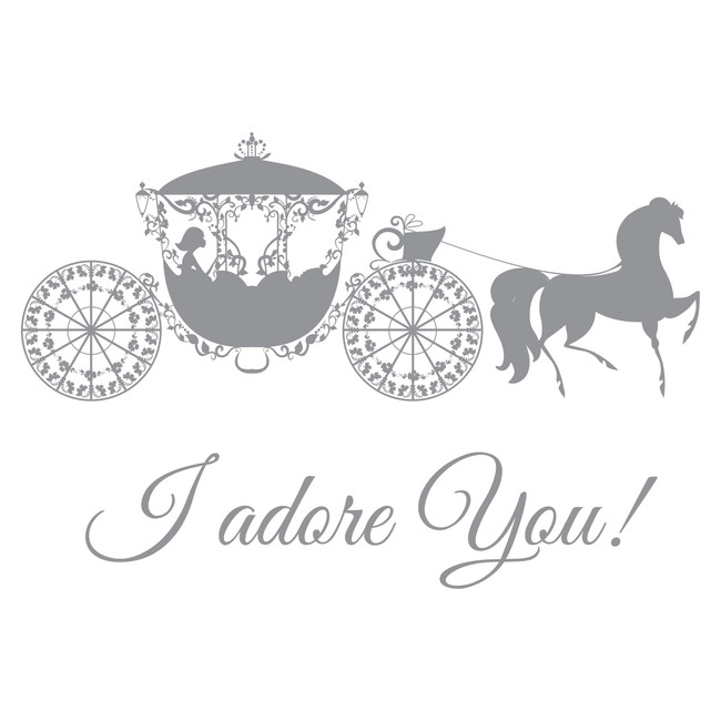 Adore You Artist Trading Stamp