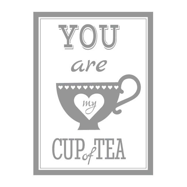 Cup of Tea ATS Stamp