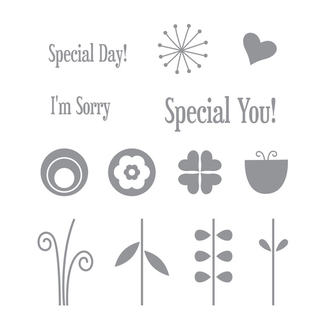 Special Day Stamp Set