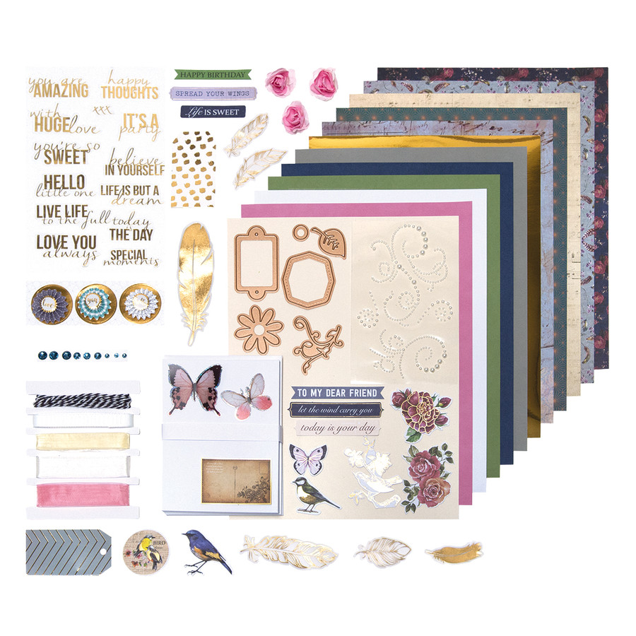 Nature Inspired Card Kit - Card Kit of the Month Club
