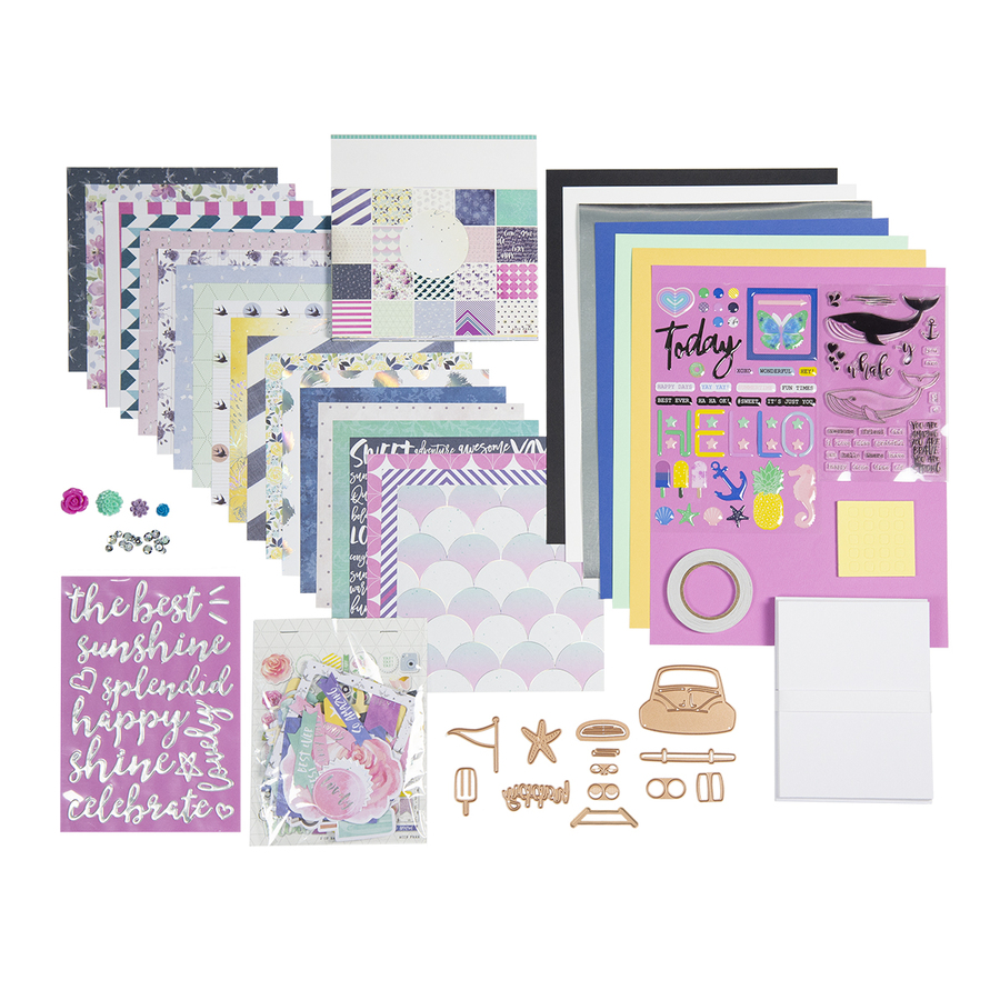 Sunshiny Day Card Kit - Card Kit of the Month Club