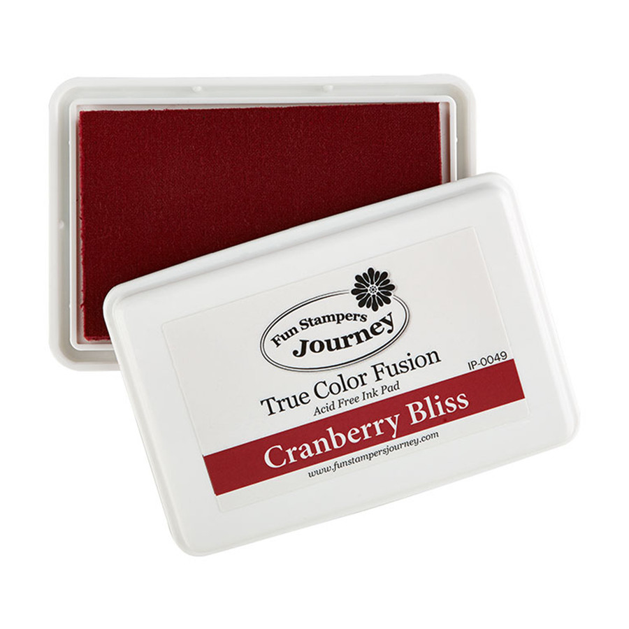 Cranberry Bliss True Color Fusion Ink Pad