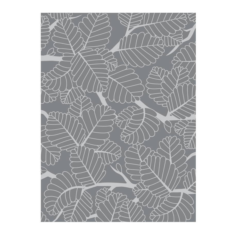 Fiddle Leaf Embossing Folder