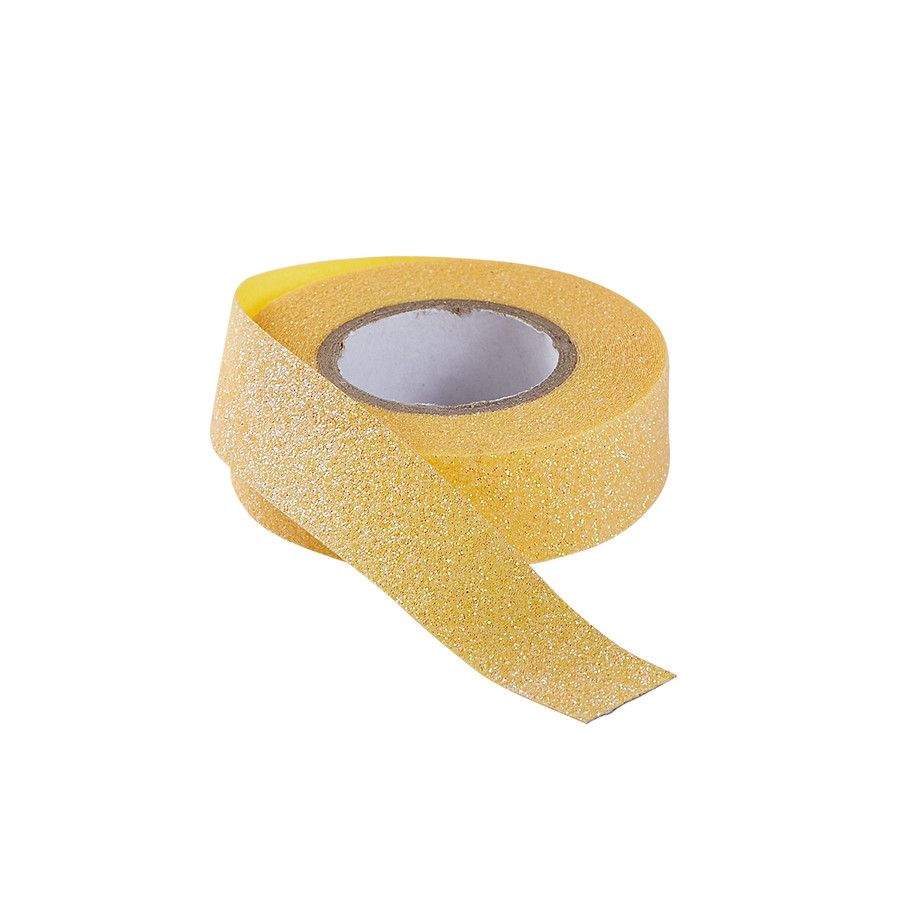 Lemon Sparkle Washi Tape