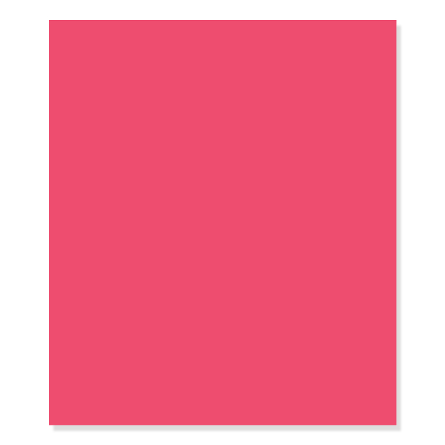 Outrageous Pink 8.5x11 Cardstock