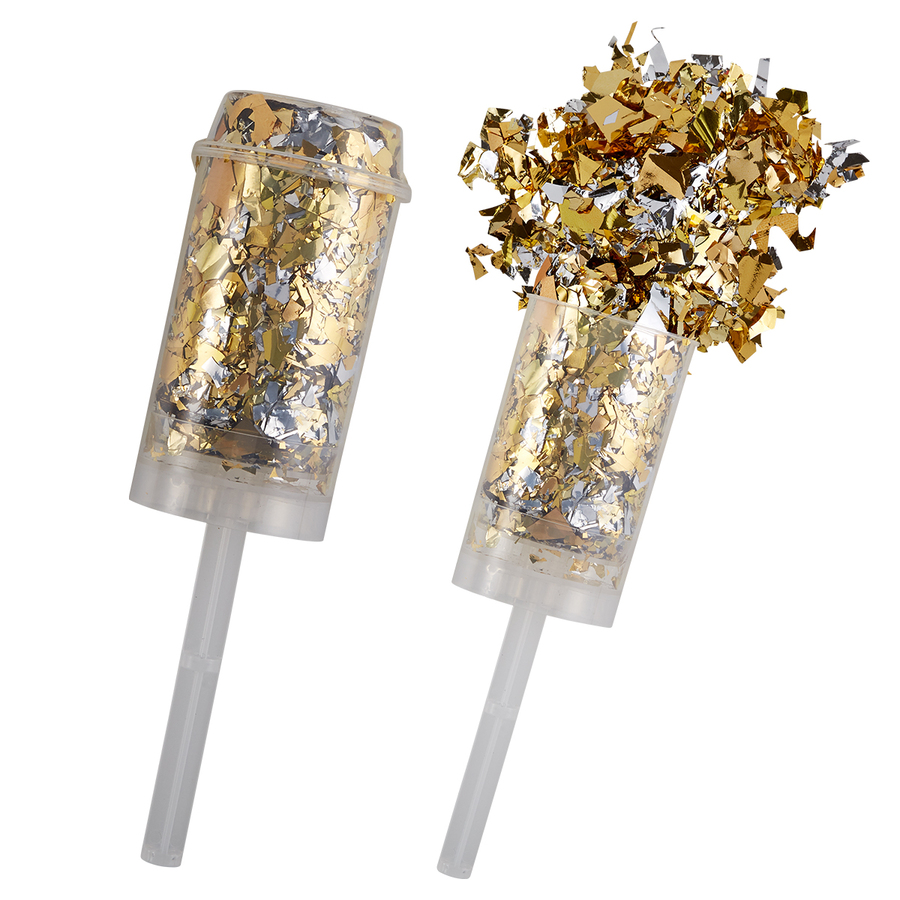 Party Pops Confetti Poppers