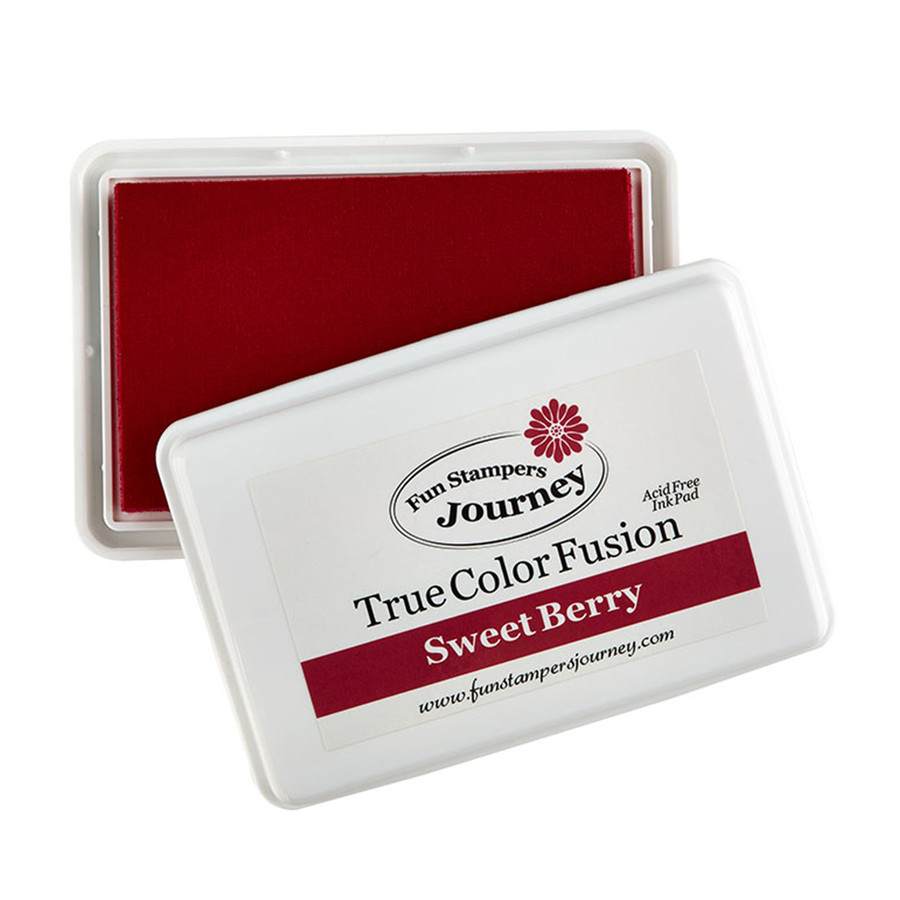 Sweet Berry True Color Fusion Ink Pad