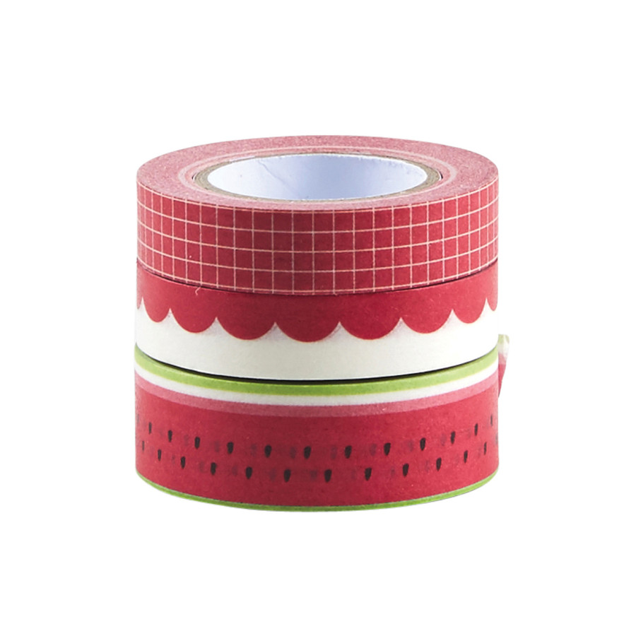 Sweet Slice Journey Washi Tape