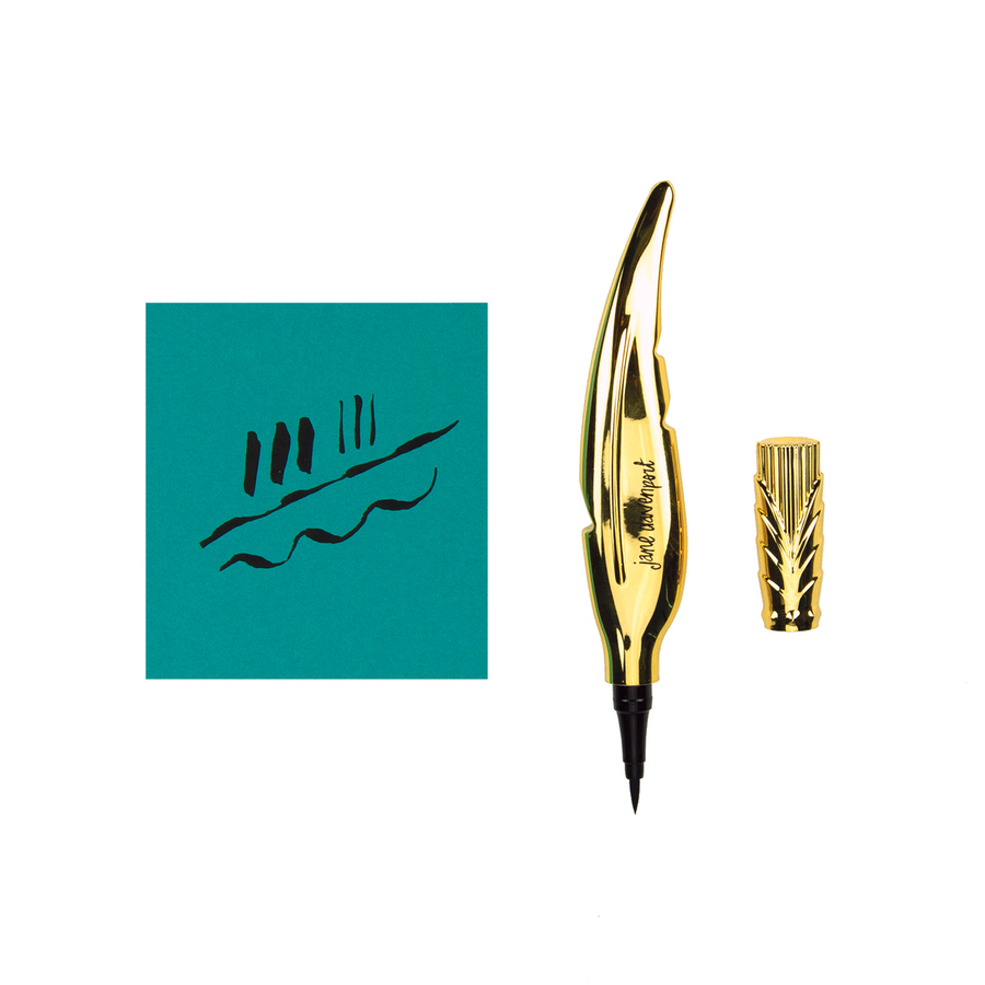 Licensed to Quill Brush Nib Ink Pen from Making Faces by Jane Davenport
