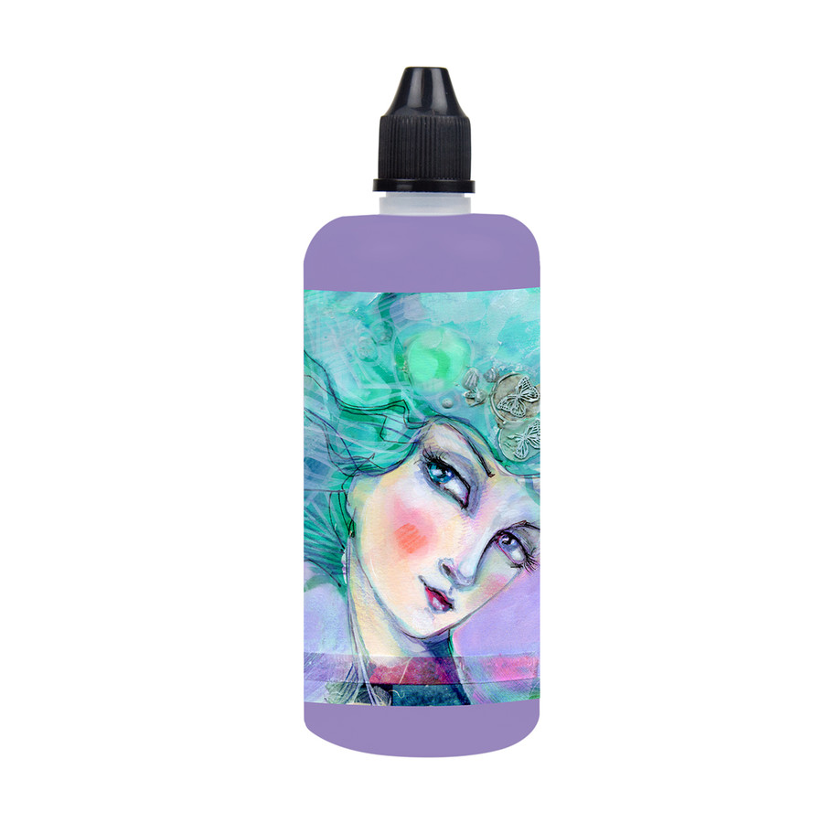 Look at Me Lilac Charismatic Acrylic Paint from Artomology by Jane Davenport