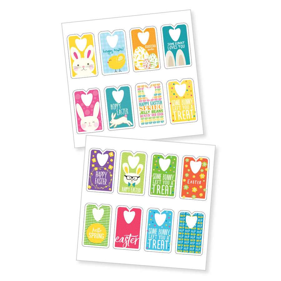Easter Blessings Tags