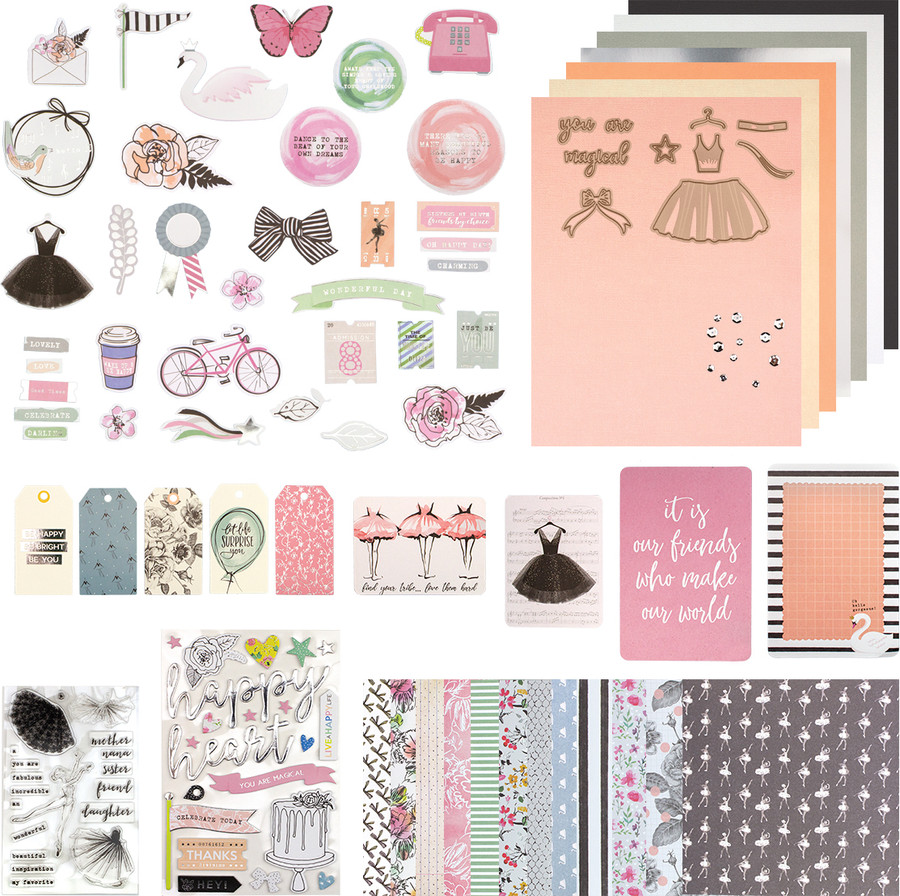 Night Out - Card Kit of the Month Club