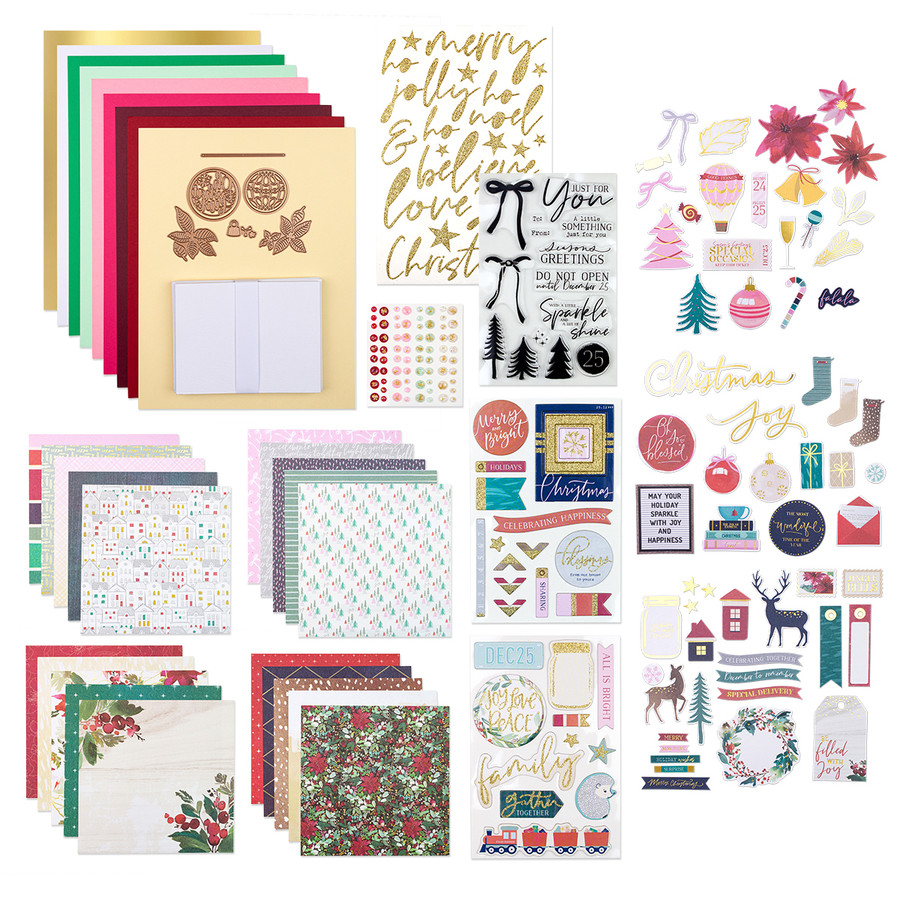Christmas Wishes - Card Kit of the Month Club