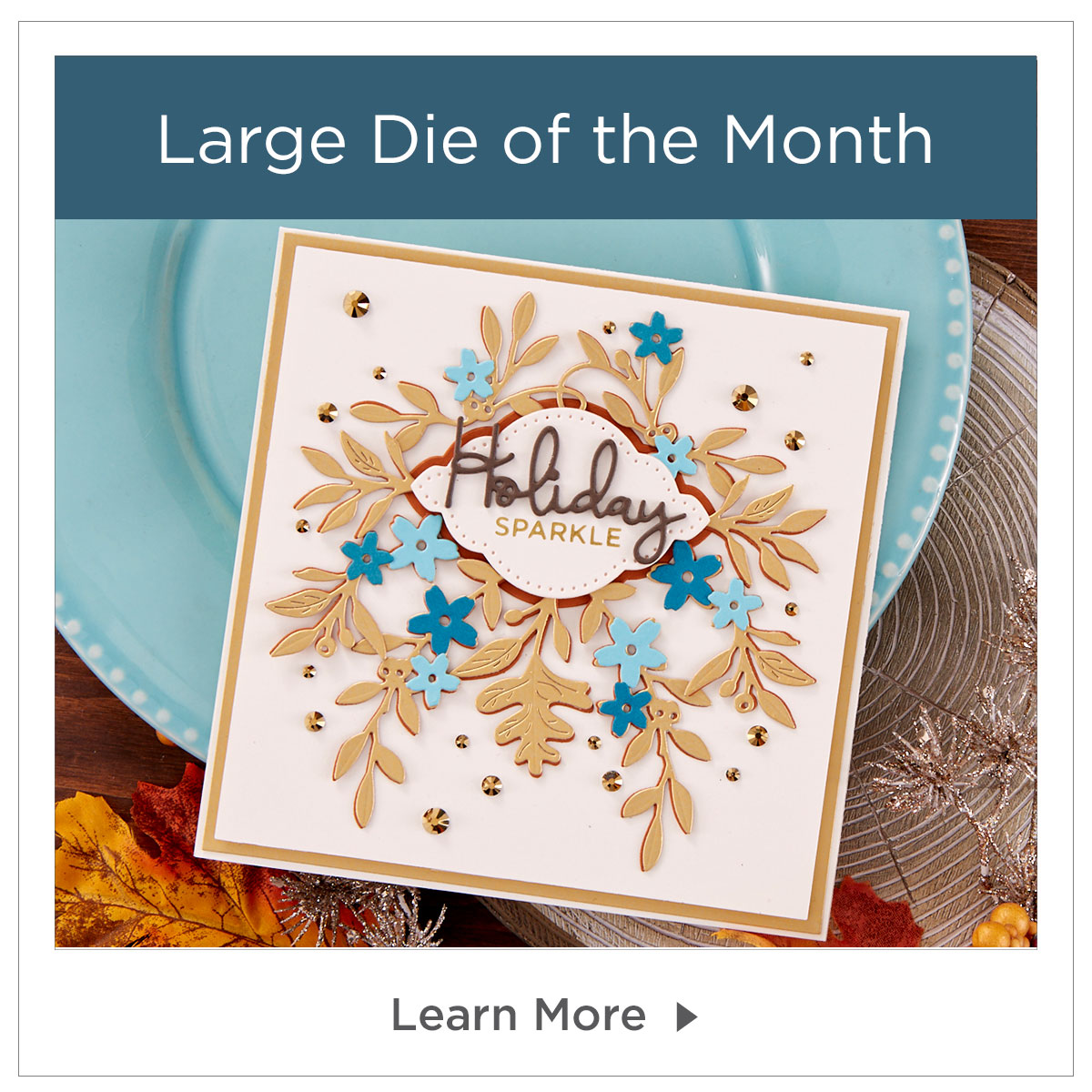 Large Die of the month