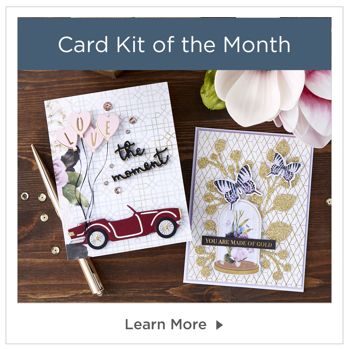 Card Kit of the month