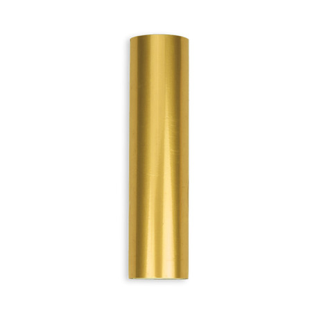 Glimmer Hot Foil Roll - Matte Gold