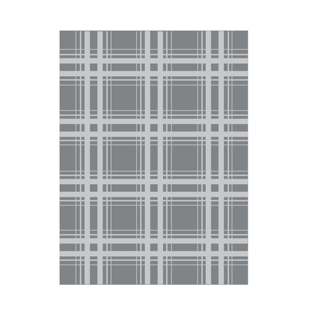 Pretty Plaid Embossing Folder