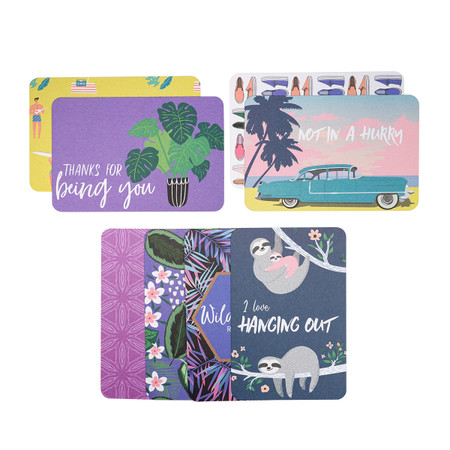 Hang with Me Memory Cards Set - Card Kit of the Month Extras
