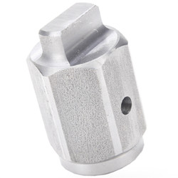 Norbar Blank End Fitting, 16mm spigot 29832