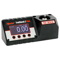 "1/4"" Hex Dr 8.9-26.5 In Lbs / 1-3 Nm Norbar TruCheck 2 Plus Digital Torque Tester - 43517"