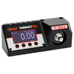 "1/4"" Hex Dr 13-221 In Lbs / 1.5-30 Nm Norbar TruCheck Digital Torque Tester - 43519"