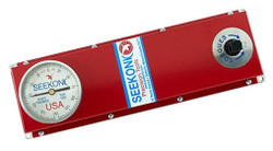 Seekonk 1/2'' Dr 0-150 Foot Pound Torque Tester With Memory Needle - TAF-150